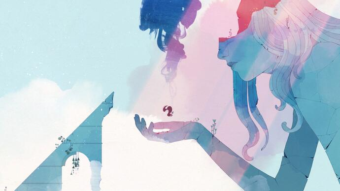 Gorgeous puzzle-platformer Gris gets a December release date