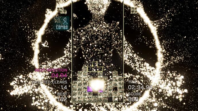Tetris Effect review - the eternal puzzler reimagined on a truly cosmicscale