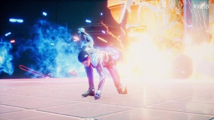 After multiple delays Crackdown 3 re-emerges with a firm releasedate