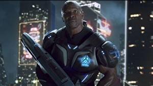 X018 |  Crackdown 3 si mostra in un folle trailer con Terry Crews e in una modalità