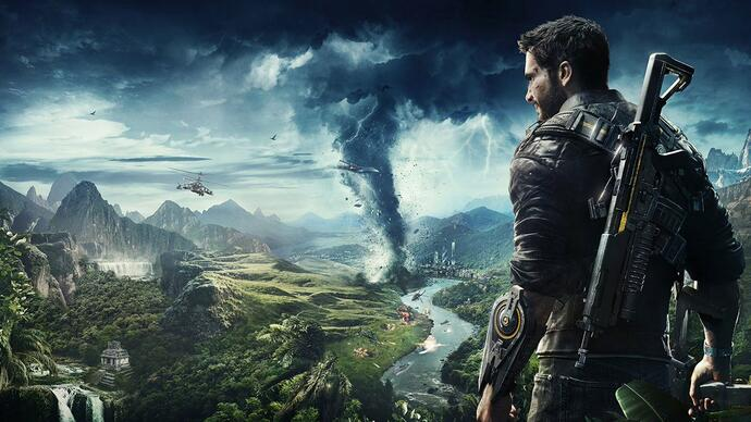 Just Cause 4 recebe trailer cinemático