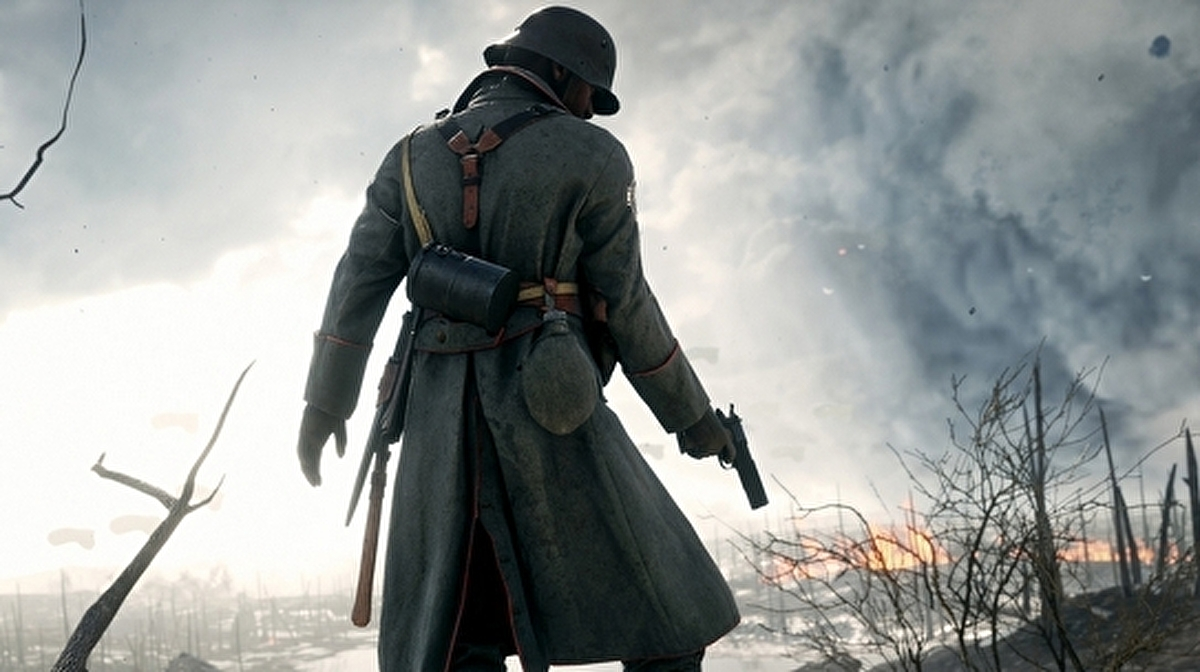 Battlefield 1 players stop shooting each other to commemorate Armistice Day