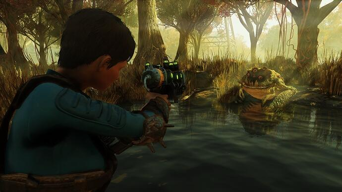 Fallout 76 to get faction-based PvP system post-launch, among otherthings