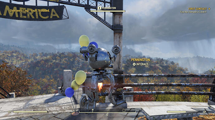 Fallout 76 is live early • Eurogamer net