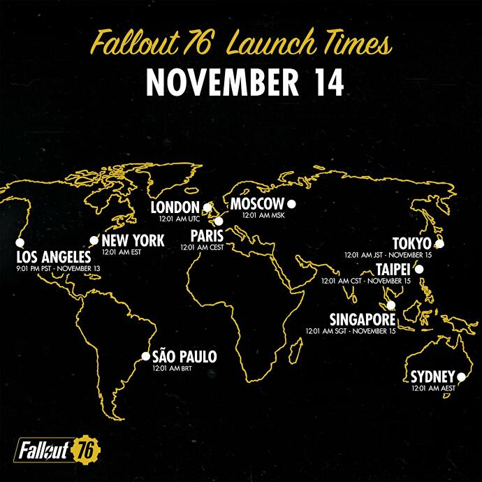 fallout_76_launch_times