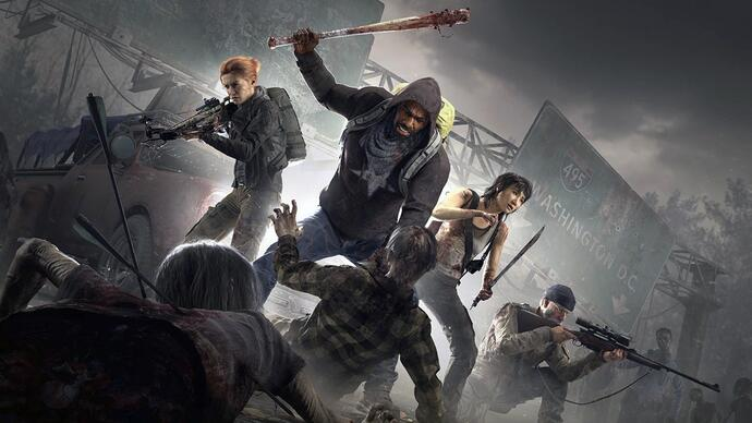 Overkill's The Walking Dead review - a limp Left 4 Dead-a-like