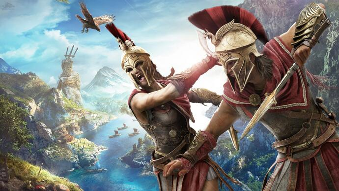 Assassin's Creed Odyssey: disponibile l'importante update 1.07