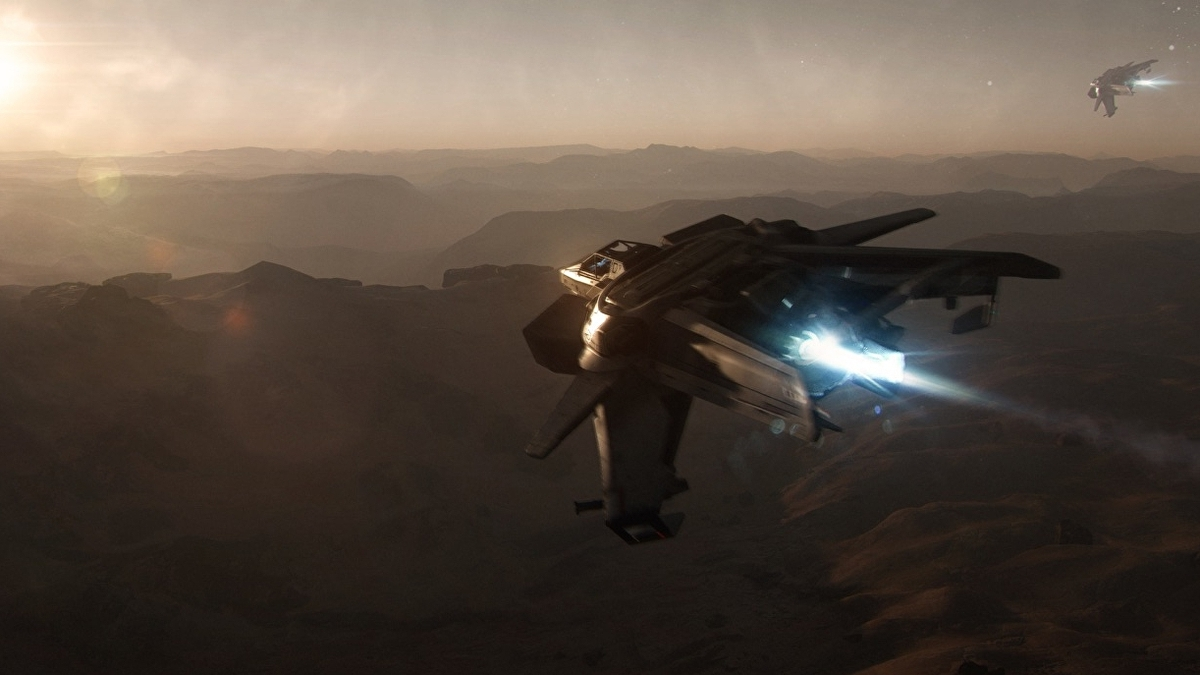 Star Citizen is free to try for eight days starting next