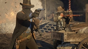 Continua il dominio di Red Dead Redemption 2 nella classific