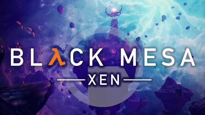 As Half-Life turns 20, Black Mesa unveils a reimagined Xen