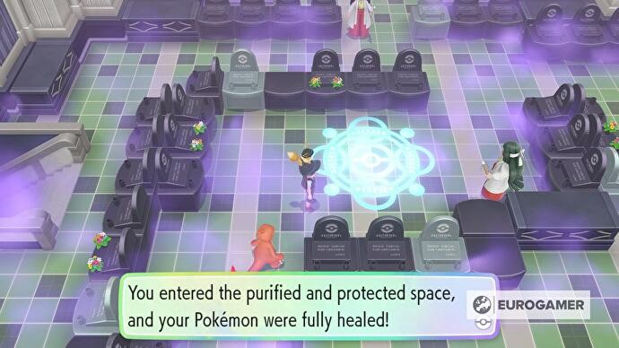 Pokémon Let's Go Lavender Town and Pokémon Tower - available