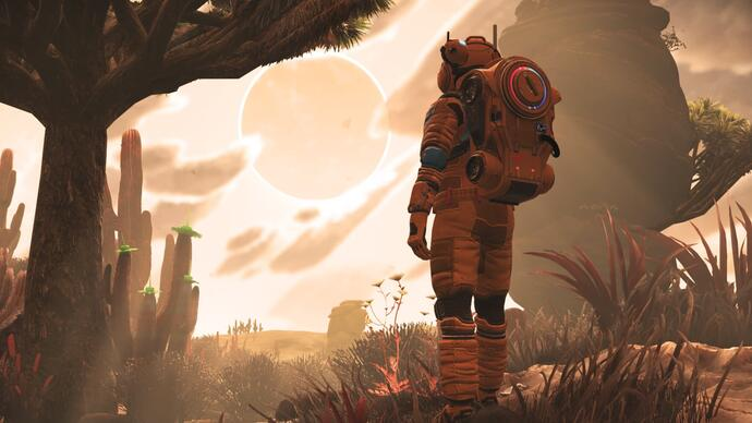 No Man's Sky's big new Visions update leaks with a trailer