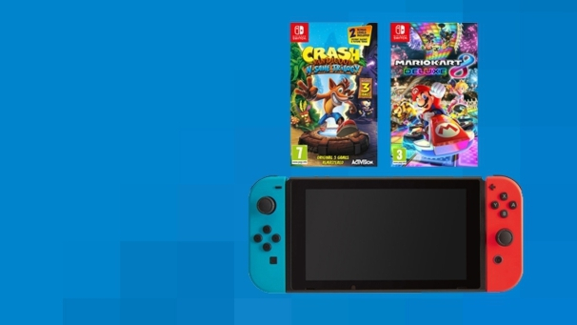Promotion nintendo switch pack mario kart, avis nintendo switch tactile