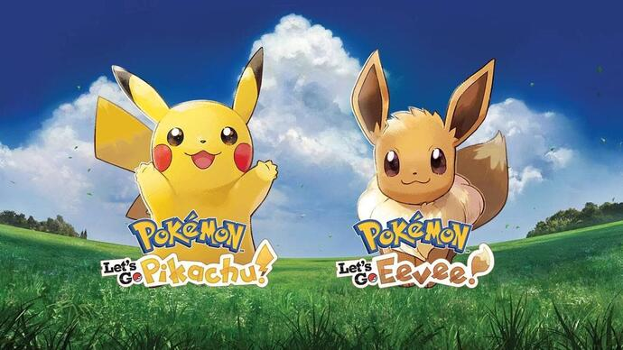 Pokémon Let's Go Pikachu and Eevee break first week Switch sales record with 3m copies sold