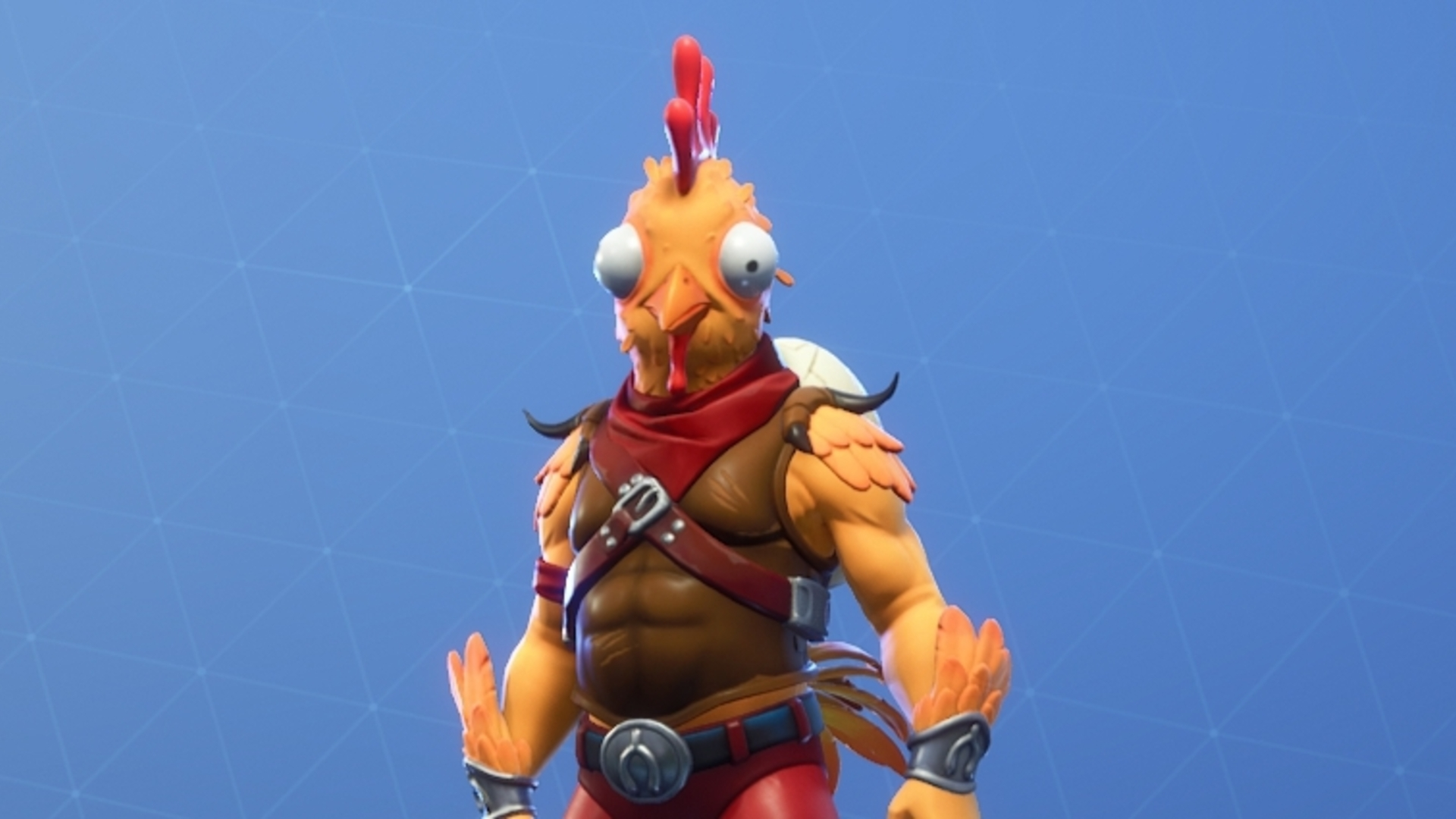 Fortnite Puts Eight Year Old S Tender Defender Skin Design Into The