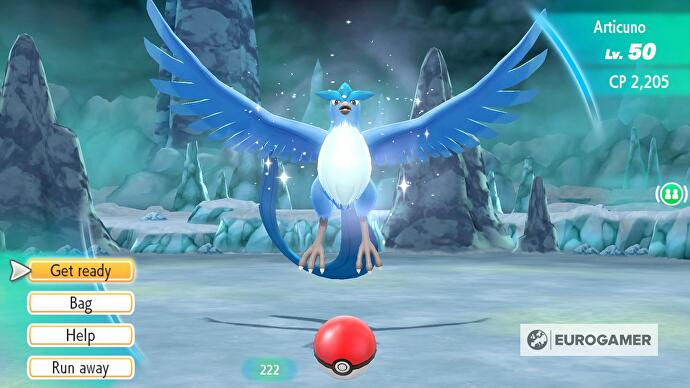 Pokémon Let's Go Seafoam Islands and how to find Articuno