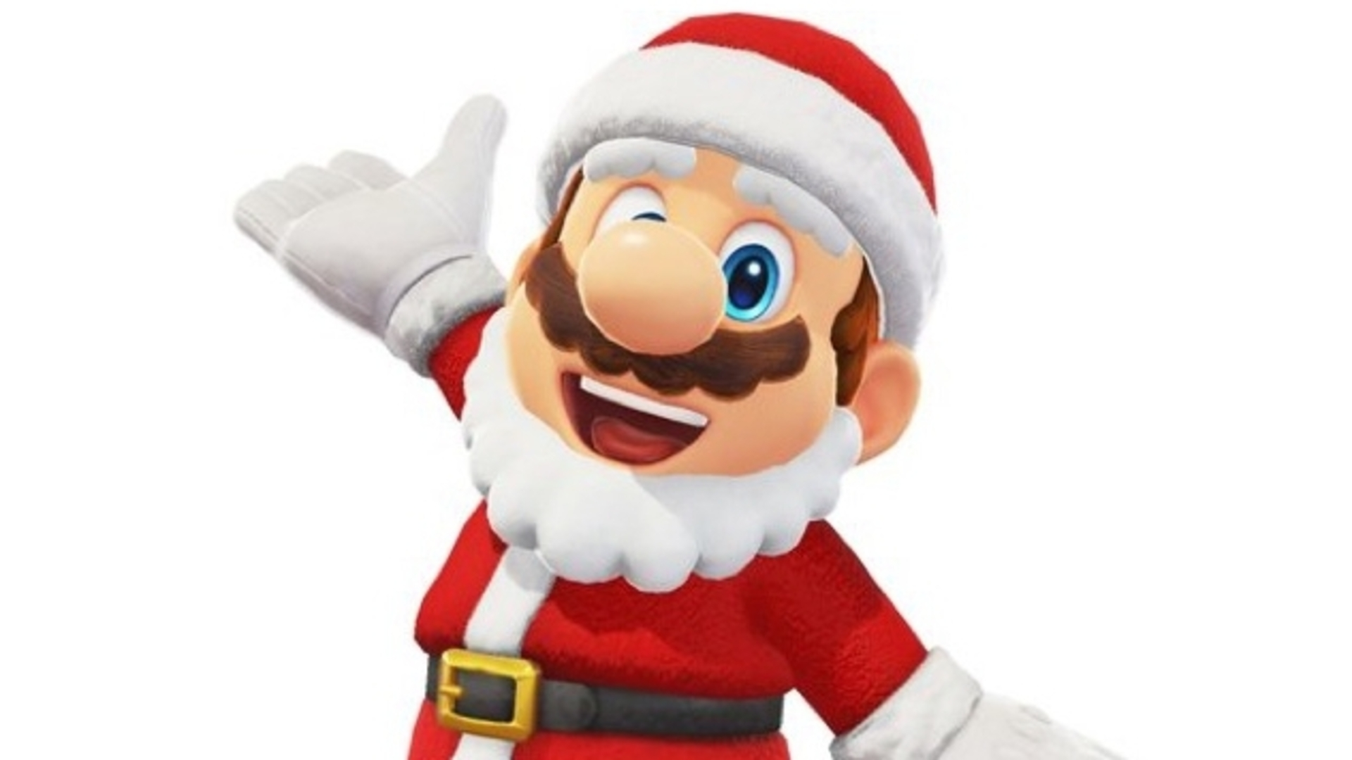 Nintendo is celebrating Christmas disgustingly early with Super ...