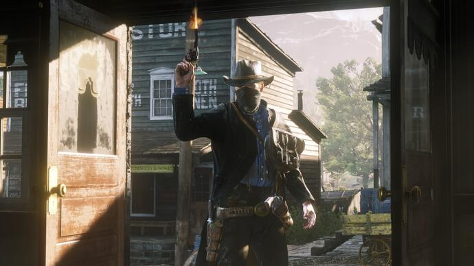 Red Dead Online beta starts staggered release tomorrow