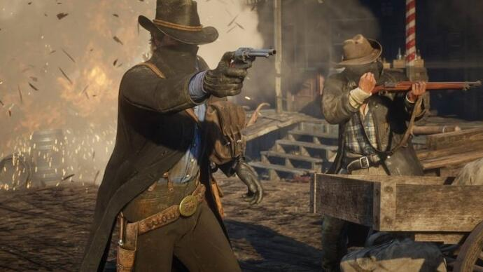 Red Dead Redemption 2: Rockstar svela la data d'inizio della beta di Red Dead Online