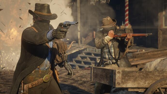 Red Dead Online beta release bekend