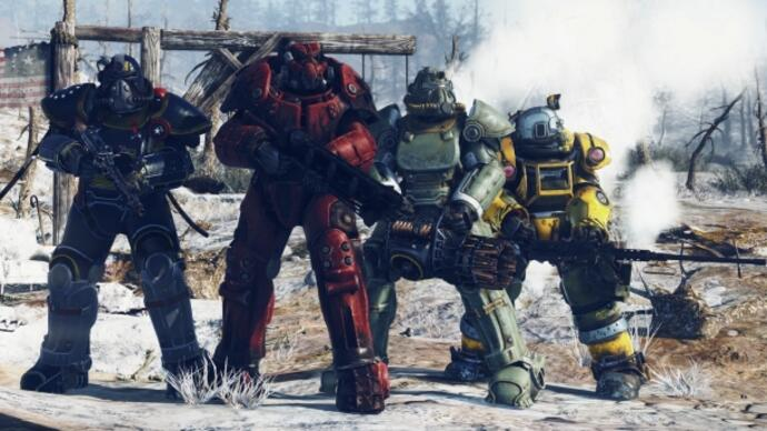 Bethesda outlines next two big Fallout 76 updates, apologises for radiosilence