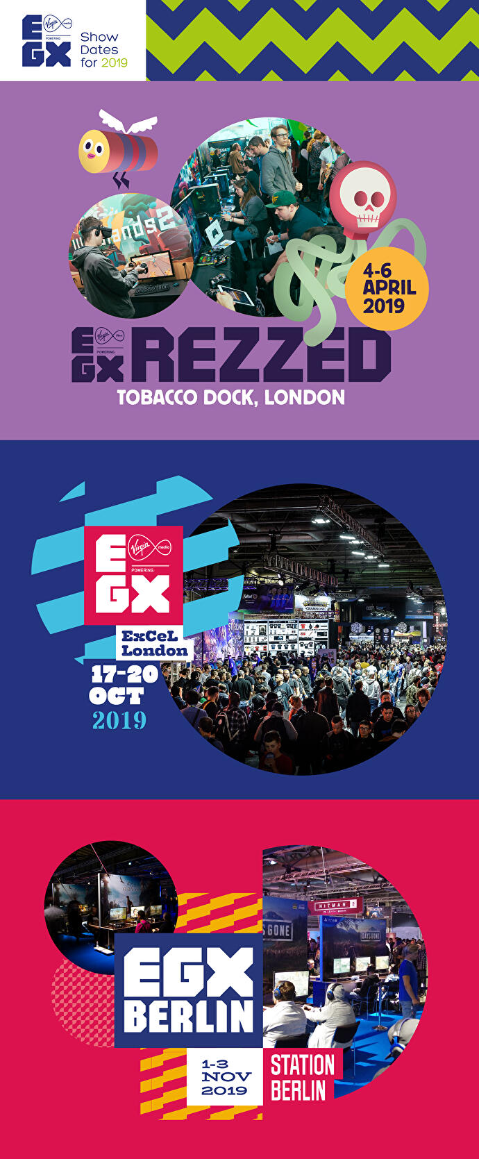 EGX comes home to London next year • Eurogamer net