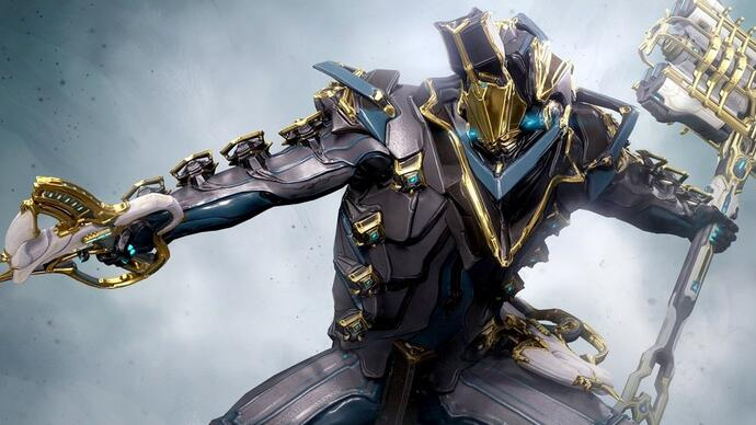 Warframe on Switch: Panic Button delivers another tech showpiece