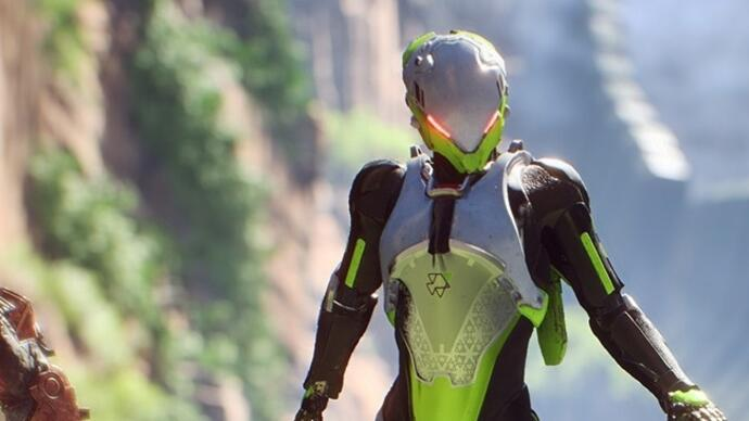 Anthem ganhará novo trailer nos Game Awards