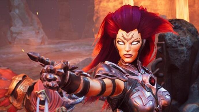 Darksiders 3 UK physical launch sales a quarter of Farming Simulator 19's