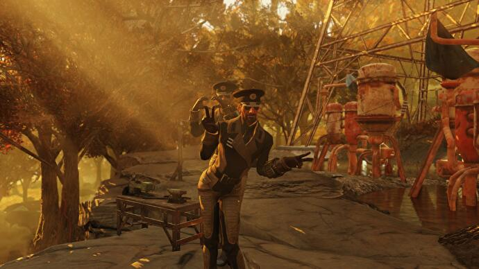 How Fallout 76 players are finding the fun • Eurogamer net