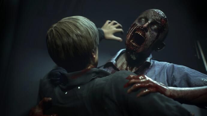 Resident Evil 2: un nuovo video gameplay mostra in azione Ada Wong, Leon e Claire