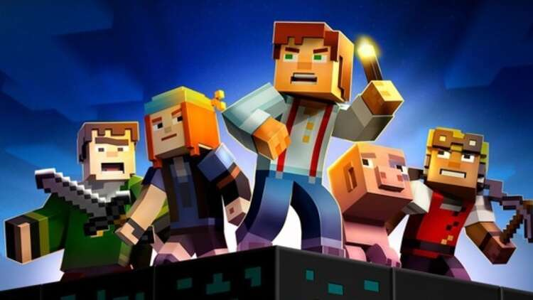 Telltale S Last Completed Project Minecraft Story Mode For