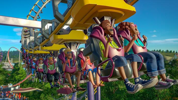 Planet Coaster's Magnificent Rides DLC launches later thismonth