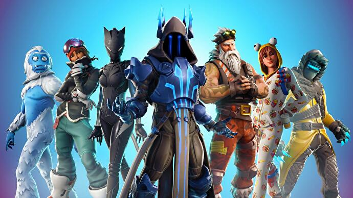 Fortnite Season 7 Skins Emotes Other Rewards And Battle Pass Cost