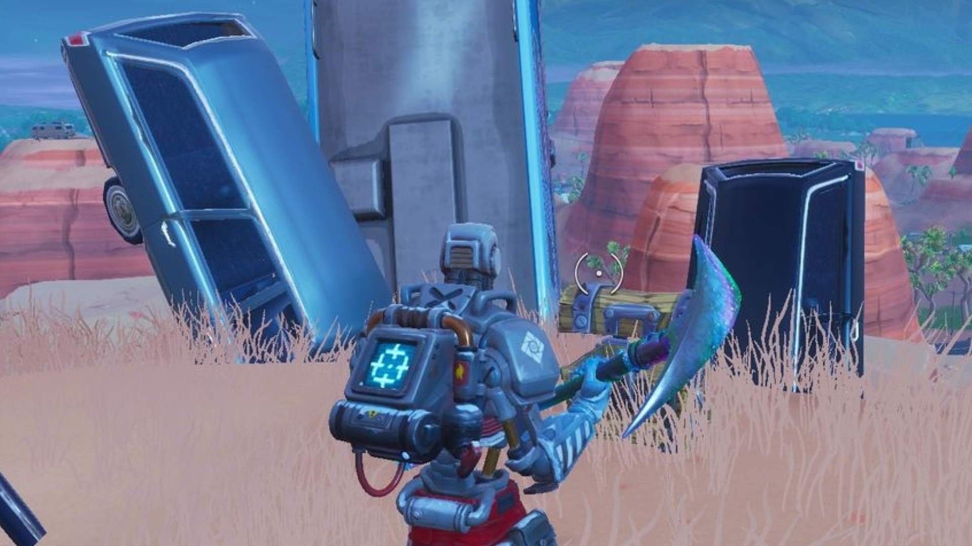 Fortnite Crown Of Rvs Metal Turtle And Submarine Locations