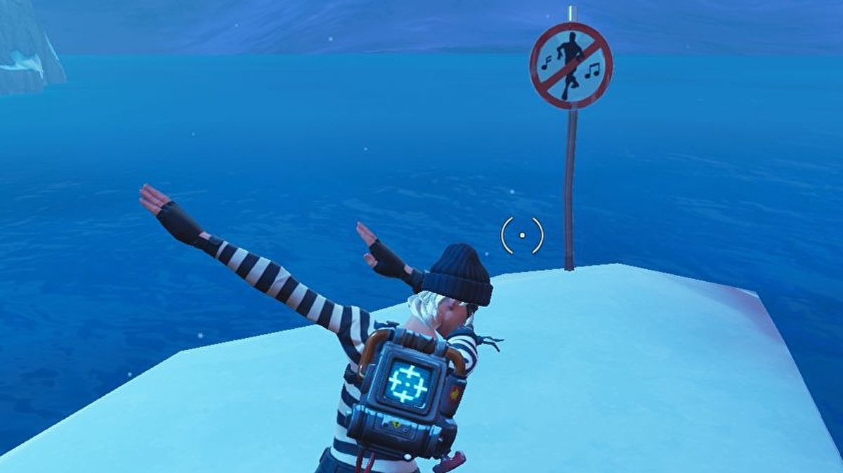 Fortnite Forbidden locations: Where to dance at all