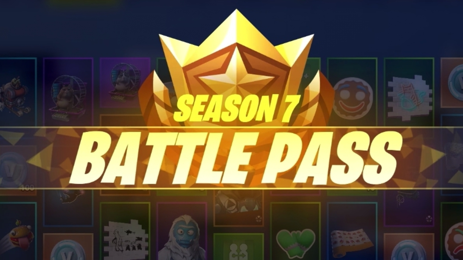 Fortnite Season 7 Battle Pass Und Seine Belohnungen Eurogamer De