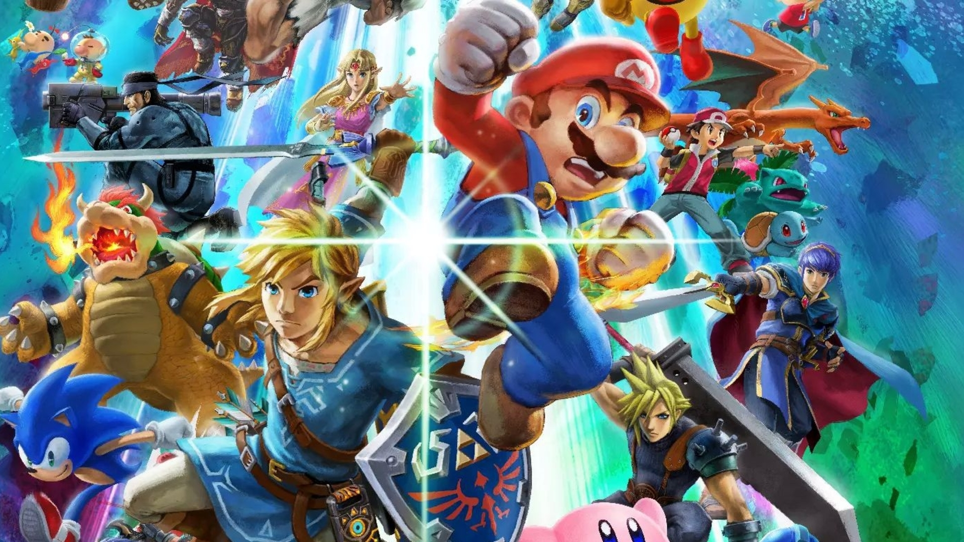 super smash bros ultimate - photo #19