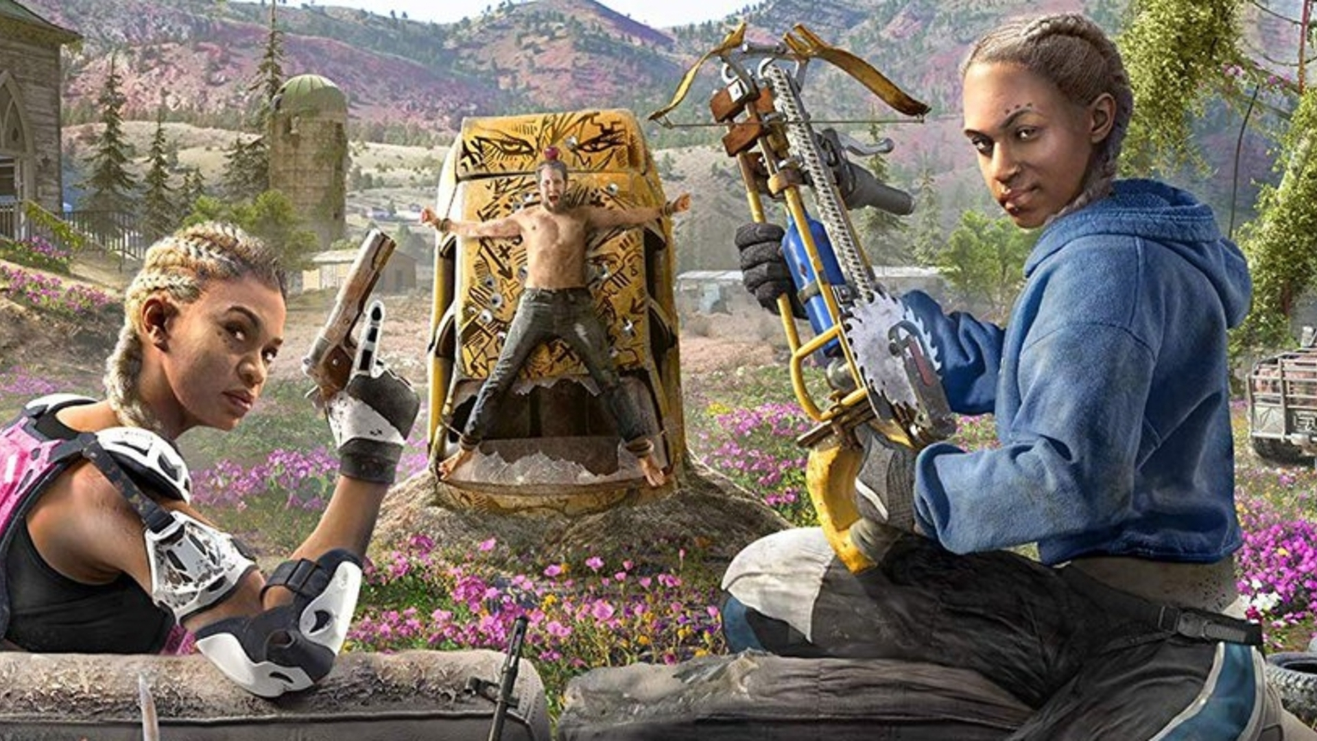 Far Cry 5 spin-off named and dated
