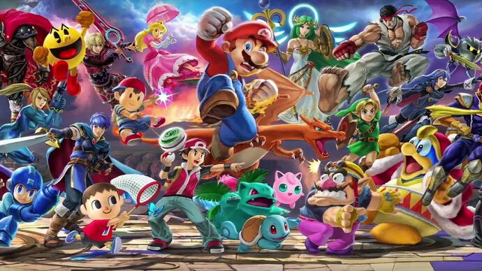 Super Smash Bros. Ultimate review - a messy, magical festival of videogames