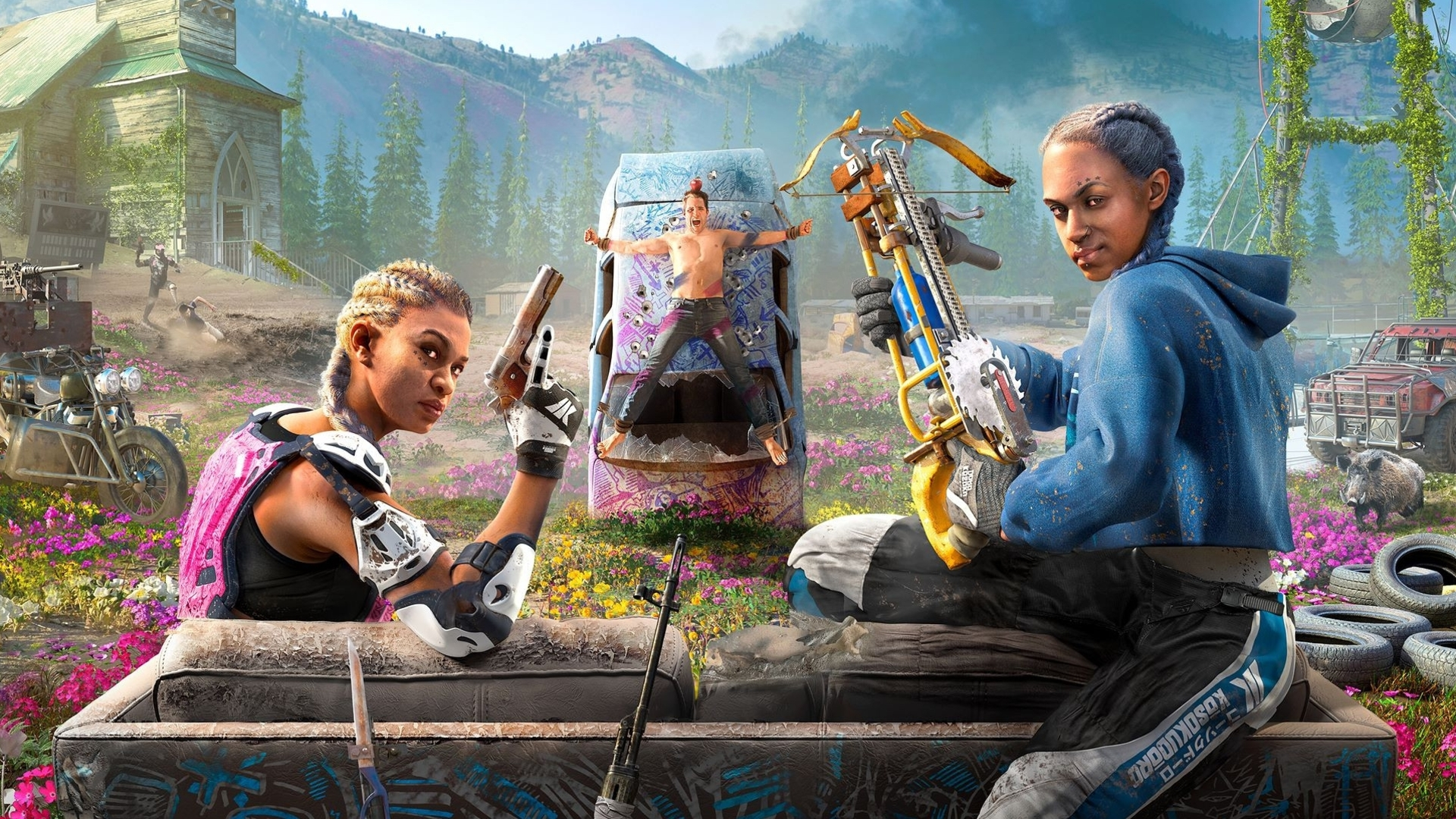 Far Cry New Dawn Scopriamo Il Gameplay Con Un Nuovo Video
