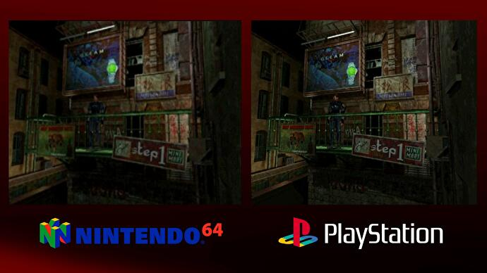 DF Retro: why Resident Evil 2 on N64 is one of the most