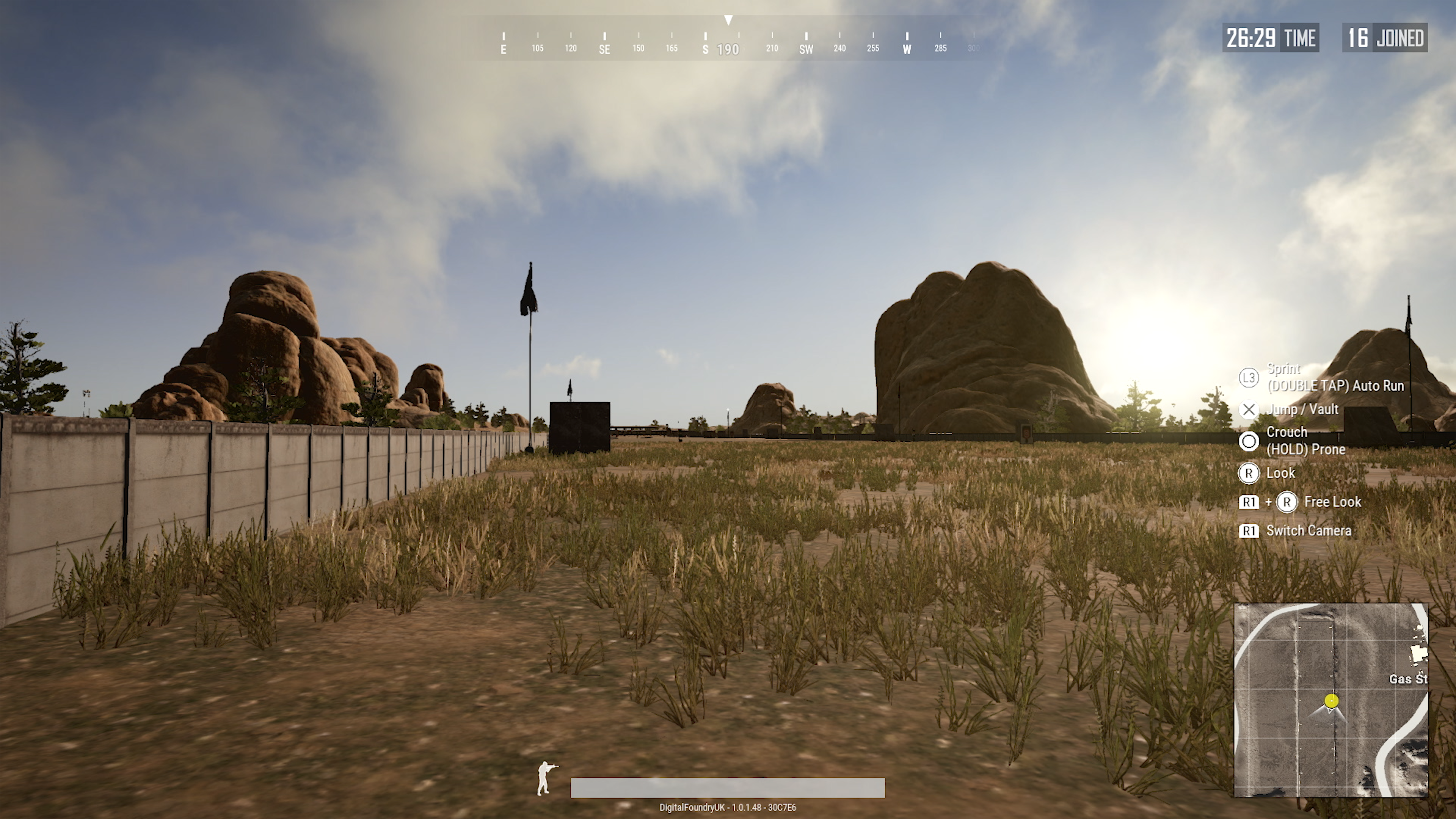 Pubg On Playstation 4 A Basic Rough Around The Edges Port