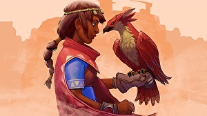 Falcon Age riceve un ritmato e colorato trailer di gameplay