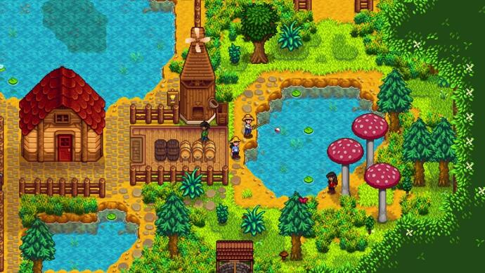 Stardew Valley's multiplayer update finally arrives on Switch this week