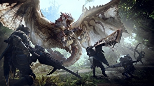 Monster Hunter World: in arrivo domani su console una versio