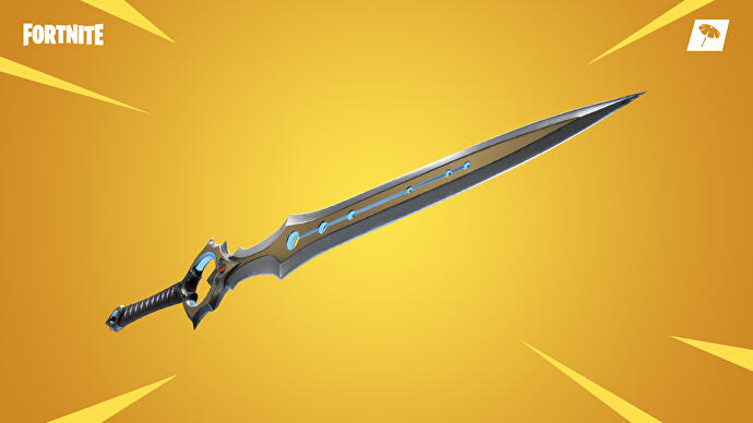 Fortnite is adding the sword from Infinity Blade, and
