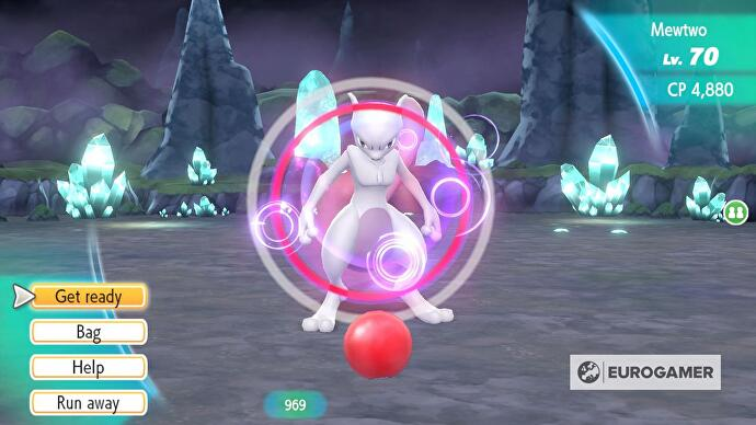 Pokémon Lets Go Cerulean Cave And How To Find Mewtwo Available