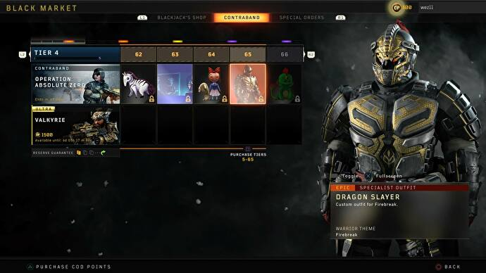 black ops 4 specialist edition worth it