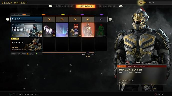Call of Duty: Black Ops 4's latest update issuperb